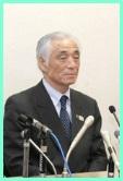 青木会長,日本水泳連盟