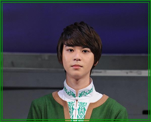《リュウソウジャー》グリーン/トワ役は誰?小原唯和(おばらゆいと)はイケメンでかわいい!