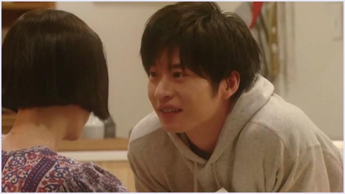 あな番,田中圭,翔太,ワンコ,犬,かわいい,キス