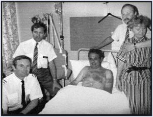 ブリティッシュ・エアウェイズ,アラステア・アチソン,飛行機事故,副操縦士