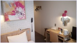 ホテルプラム横浜,レビュー,感想,ブログ,デザイナーズホテル,オシャレ,安い