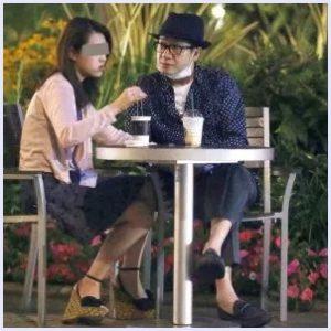 田原俊彦,美女,靴,デート,相手横澤夏子