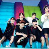 FNS歌謡祭,BTS,出演,フジテレビ,動画,画像