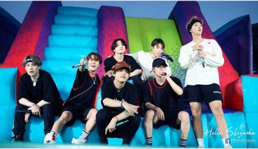【動画】BTSがFNS歌謡祭に出演決定?フジテレビで姿を目撃される!