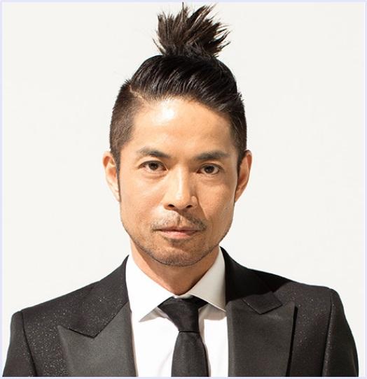 久保田利伸,髪型,ヘアスタイル,画像,かっこいい,イケメン