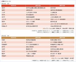 聖火ランナー,一覧,東京オリンピック,関東,東京,埼玉,千葉,神奈川,栃木,茨城,群馬