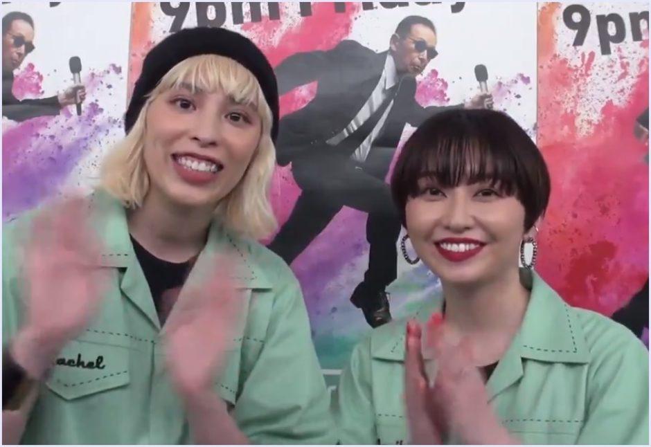 chelmico,Mステ,チェルミコ,映像研,動画,Easy Breezy