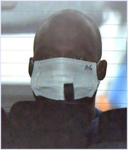 ボビー,マスク,短パン,画像,送検