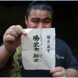 勝武士,初っ切り,動画,相撲,力士