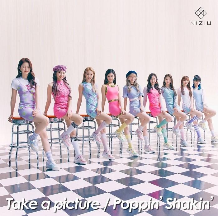 新曲『Poppin'Shakin' (ポッピンシェイキン)』