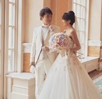 南明奈、濱口優結婚式