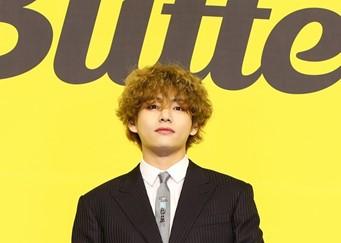 BTS・butter・テテ