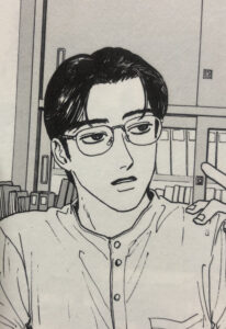 とある女子高の国語教師・星三津彦(ほしみつひこ)