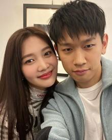 Red Velvetジョイと歌手Crushが熱愛報道!交際を認めた!?ソンジェがフラれた!?